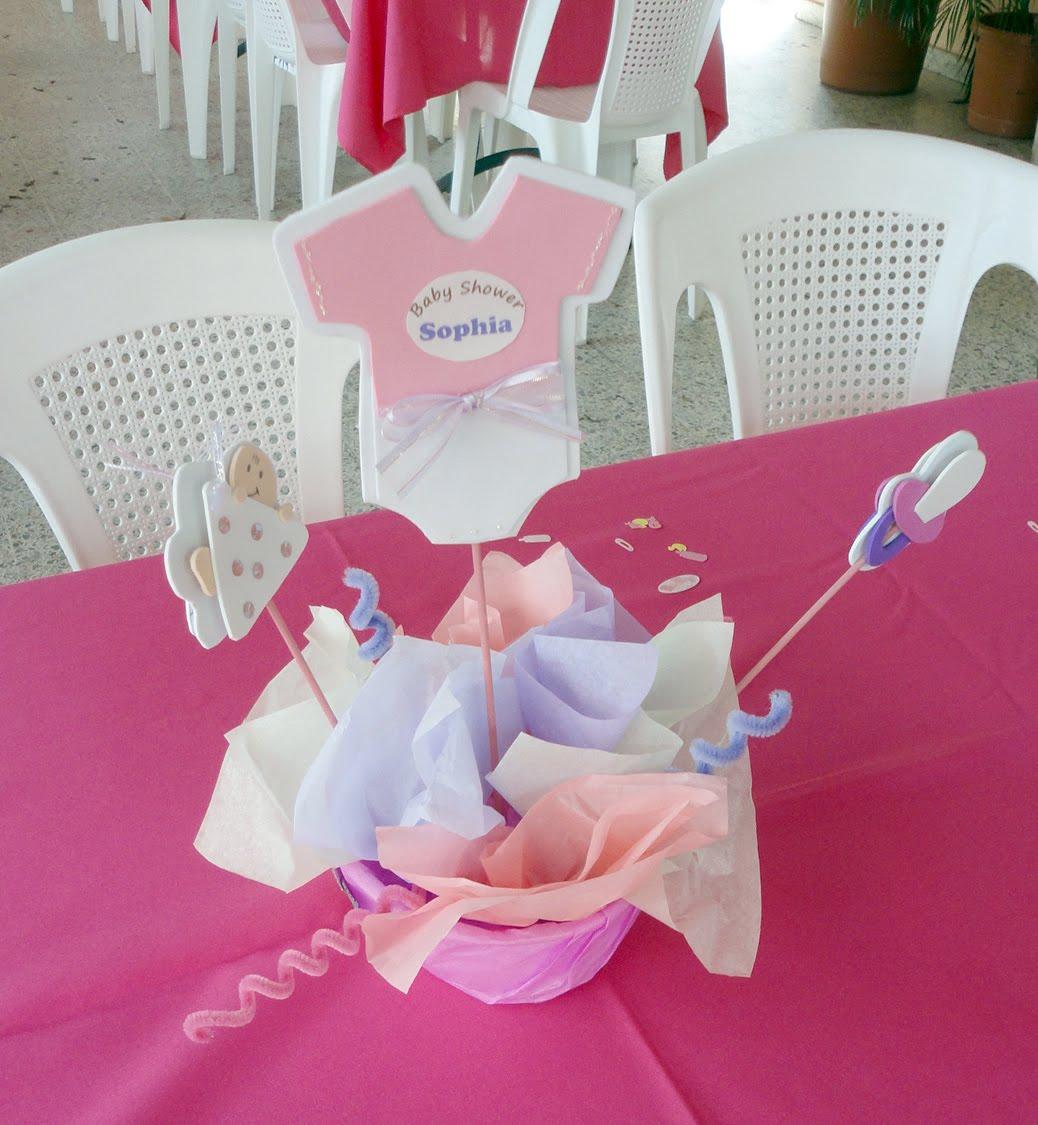 Centros de mesa para baby shower de mariposas car - Mesa baby shower ...