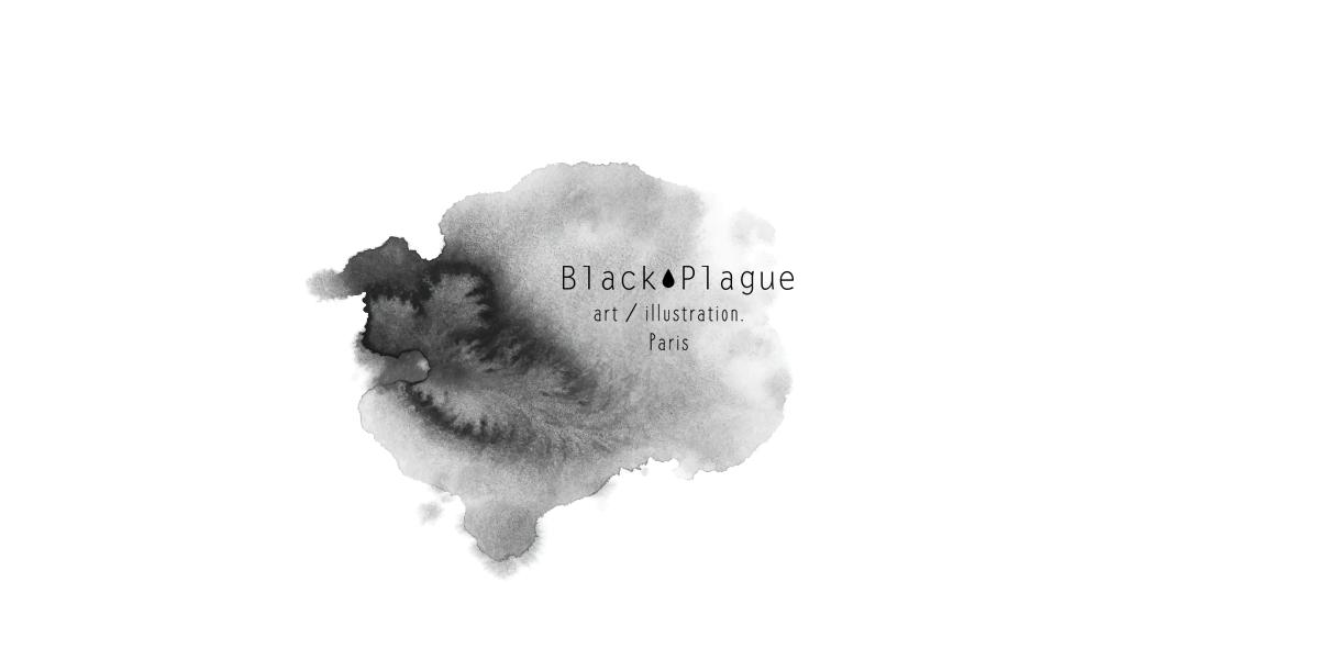 Black Plague by Nicolas Blais
