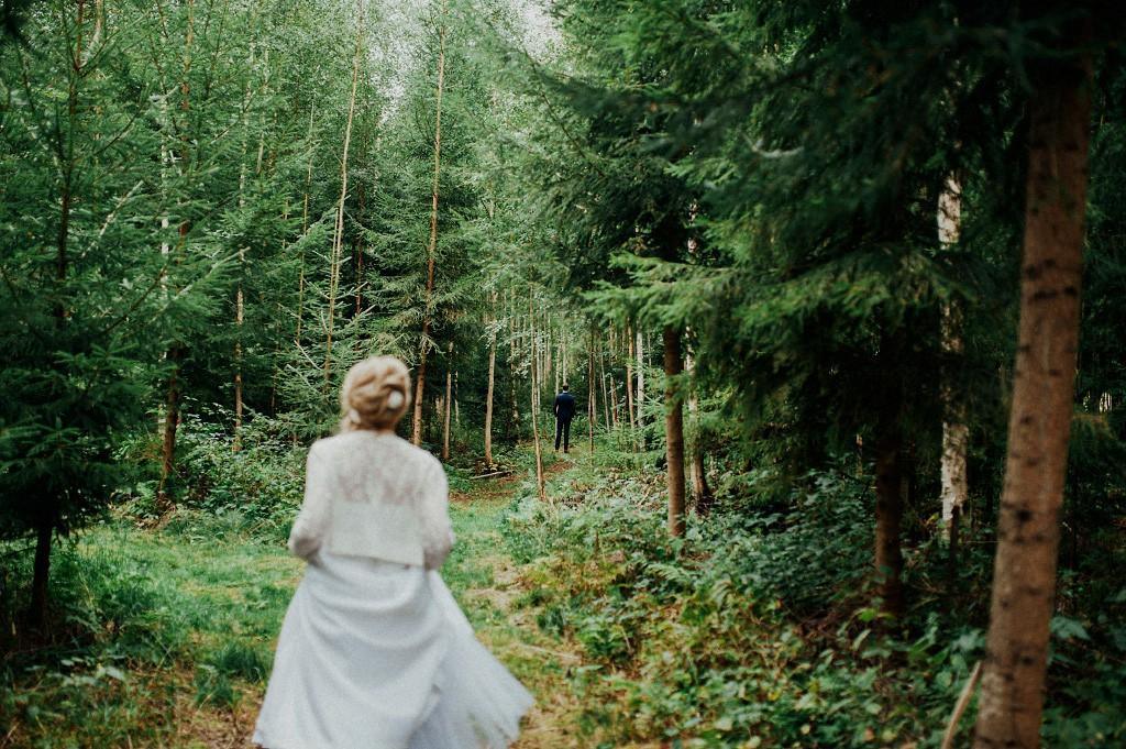 First look | Bröllop i Dalarna | Mikaela och Mattias