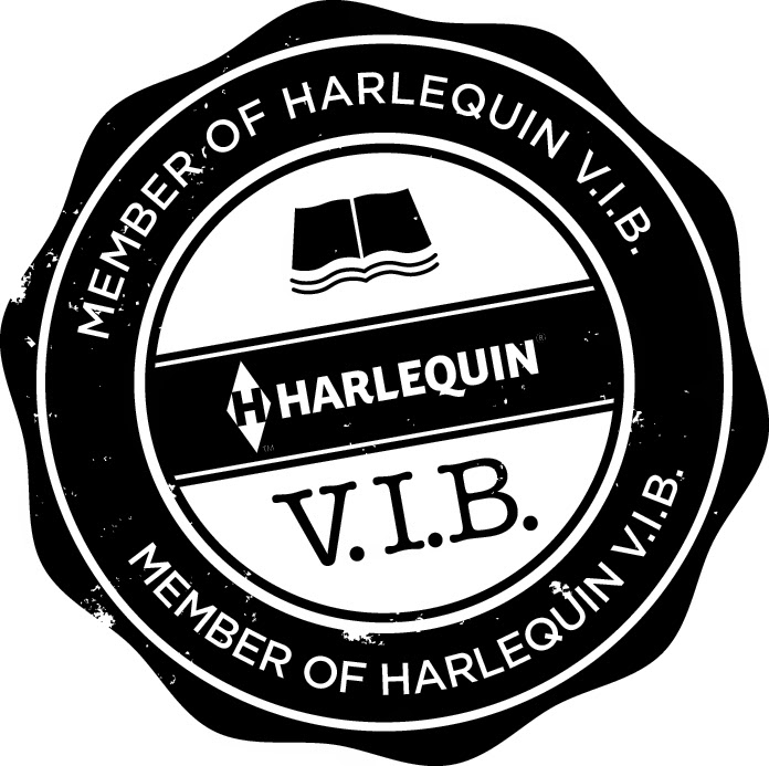 Harlequinn VIB Badge