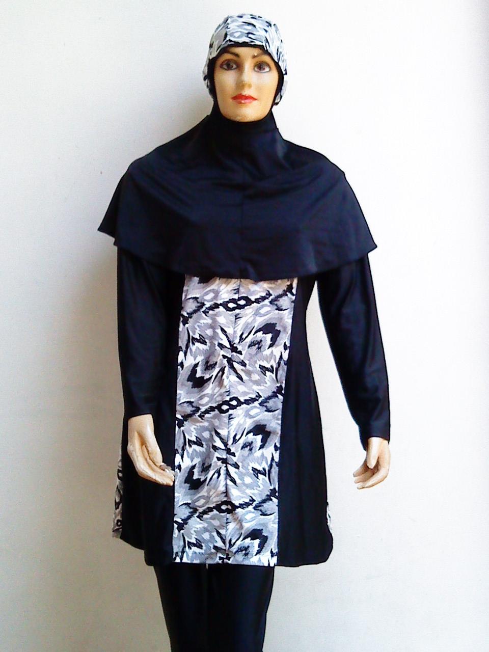 Anugrah Busana Muslim Baju Renang Muslimah Kode 1110008