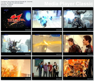 BIMA Satria Garuda Episode 26 END Full [22-12-2013]