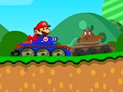 Mario Tank Adventure | Toptenjuegos.blogspot.com