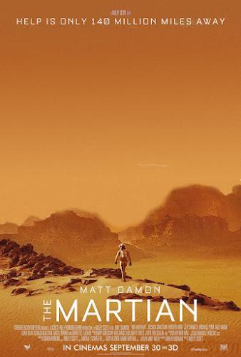 The Martian (BRRip 720p Dual Latino / Ingles) (2015)