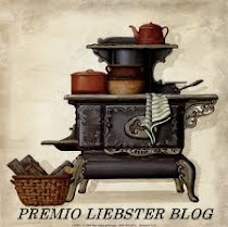 Premio Liesbter blog cocina