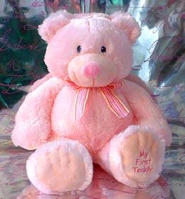 Funny Wallpapershd Wallpapers Big Pink Teddy Bear