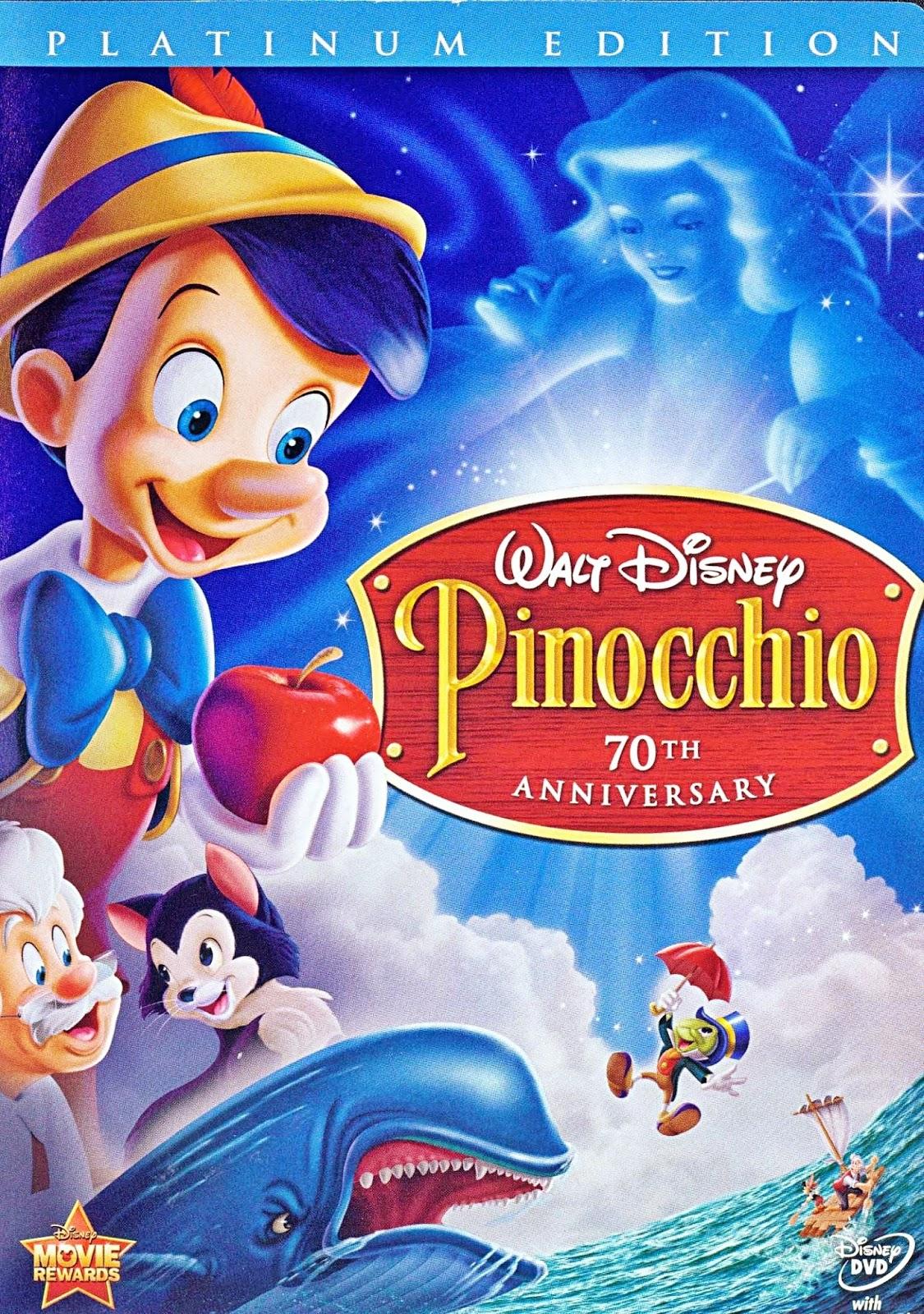 Disney Movie Pinocchio 1940 Screenshots