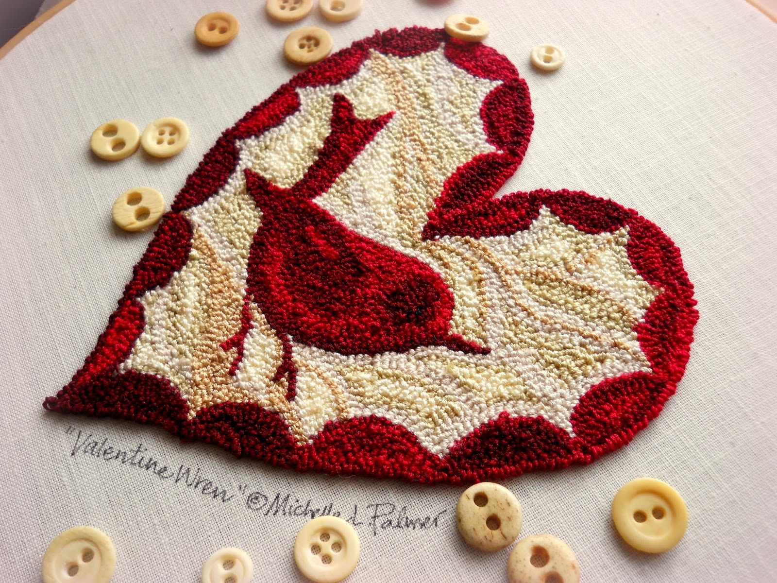 Punch Needle Pattern Now Available