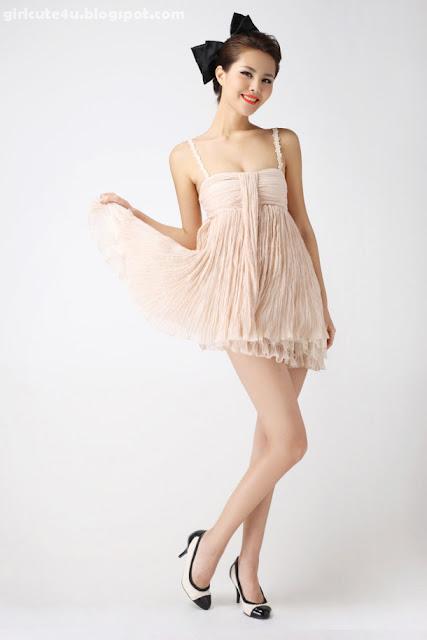 1 Sun Yiqi-Short skirt-very cute asian girl-girlcute4u.blogspot.com