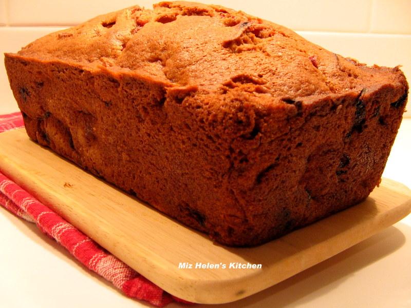 Miz Helen's Country Cottage: Fresh Strawberry Bread