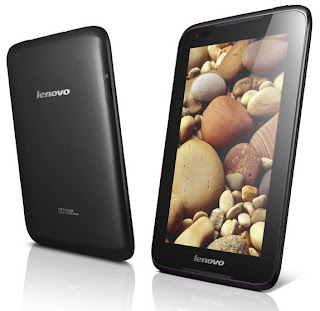 Lenovo A3000, Tablet Android Jelly Bean Terbaru  Layar 7 inci Quad Core 1.2 Ghz
