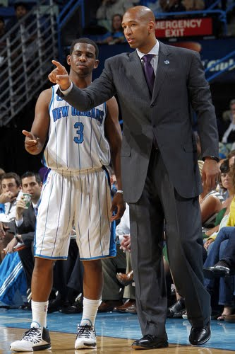 Monty Williams - HEAD COACH NEW ORLEANS HORNETS