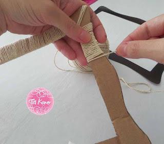 manualidades con niños y cartón