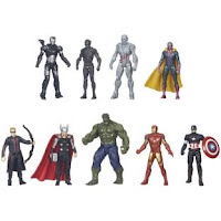 Avengers 9 Figure Collection Pack