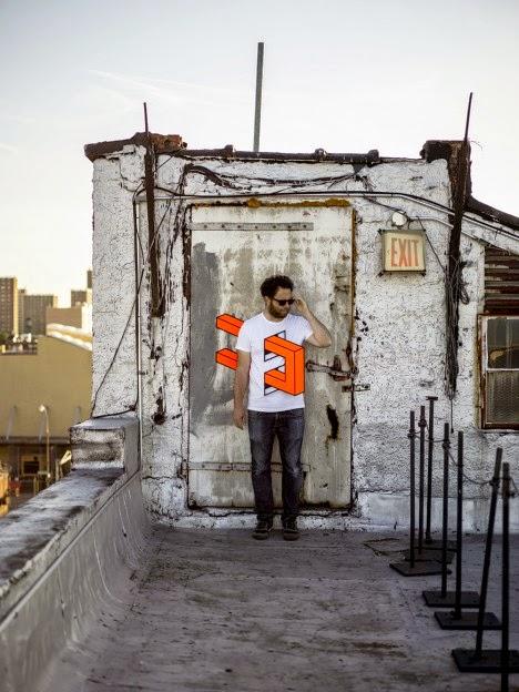 Humans interacting Street Art Seen On www.coolpicturegallery.us