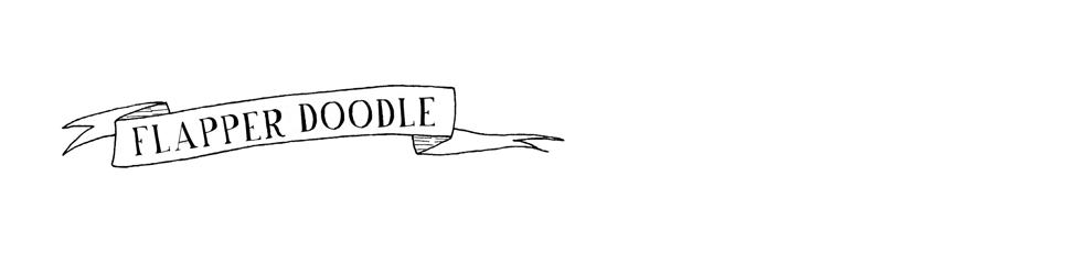 flapper doodle