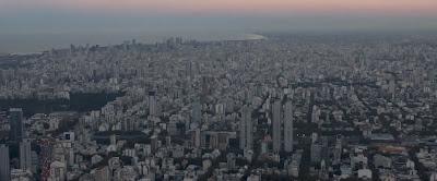 Las ciudades superpobladas son ya el presente