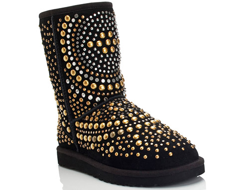 Ugg and Jimmy Choo Presents Luxury Collection for Shoes