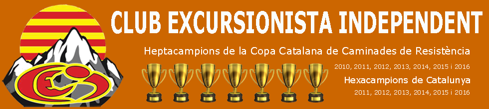 CLUB EXCURSIONISTA INDEPENDENT DE CATALUNYA