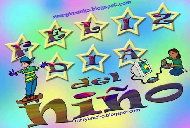 Te Deseo un Feliz Día del Niño. Felicitaciones a una niña, niño por el día de los niños. julio, agosto, 2012. Para felicitar a un pequeño, pequeña, hijo, hija, sobrino, sobrina, nieto, nieta, por el Día del Niño. Postal cristiana para el facebook, correo, celular. Imágenes lindas para compartir por facebook, twitter.