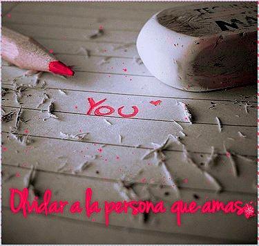 Como Olvidar A La Persona Que Amas