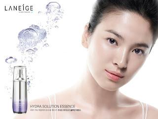 o0serenityangel0o laneige natural beauty makeup tutorial