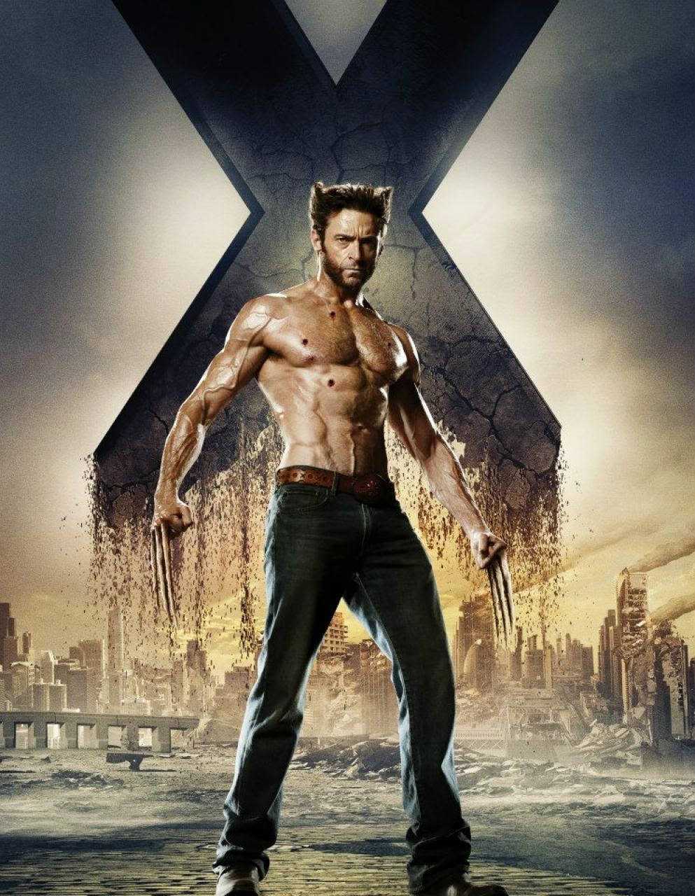 XMEN ON FILM: 23 Character Posters for X-MEN: DAYS OF ...
