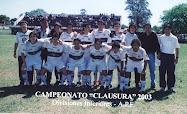 DT Club Olimpia - Paraguay 2003