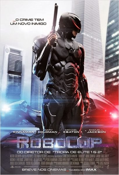 "Poster do filme ""RoboCop"""