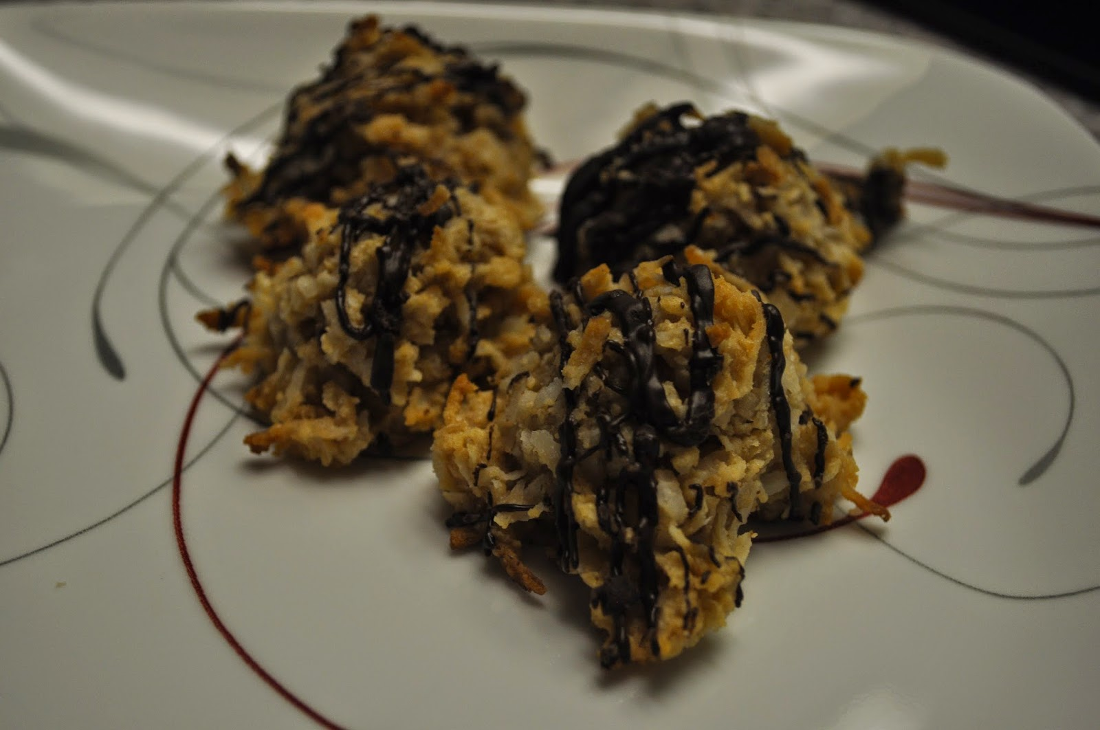 Beth's Favorite Recipes: Peanut Butter Coconut Macaroons