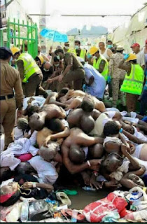 Arab Saudi Tidak Manusiawi dalam Memperlakukan Jenazah?
