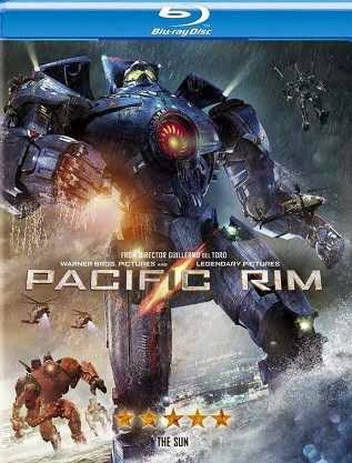 Pacific Rim 2013 Hindi Dubbed Dual Audio