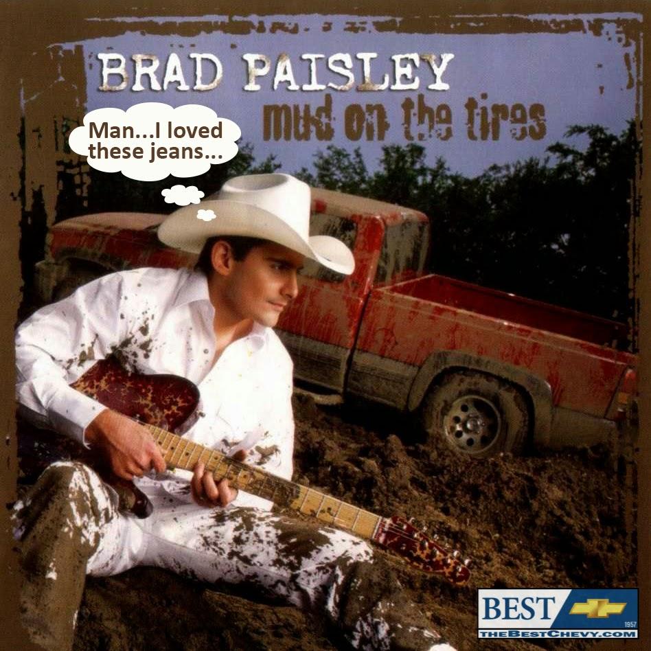 Wonderful Country Music Star Brad Paisley With A Chevy Silverado | #BestChevy