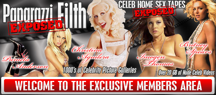 Paparazzi Filth EXPOSED - ALL THE CELEBRITIES YOU WANT - Britney Spears, Kylie Minogue, Shakira, Jennifer Lopez, JLo, Calista Flockhart - star of Ally McBeal, Nicole Kidman, Jenna Jameson, Jenny McCarthy - all here, all XXX bikini and topless pics
