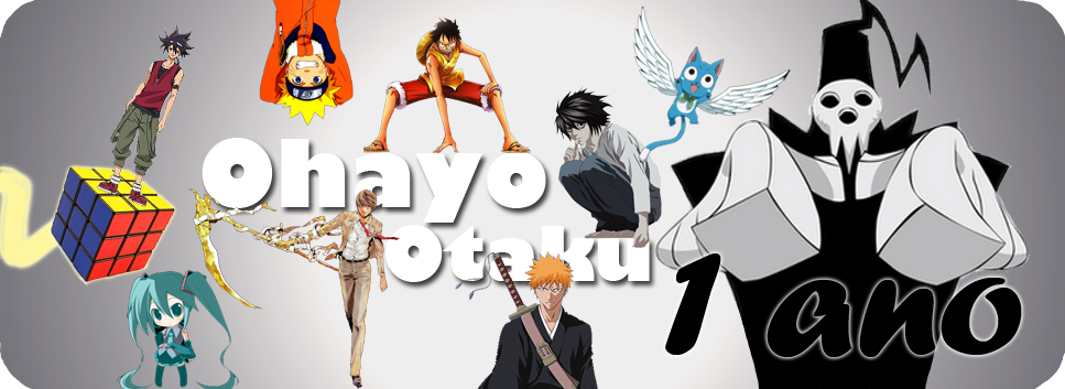 Ohayo Otaku