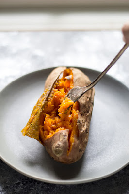 sweet potatoes cooked in slow cooker