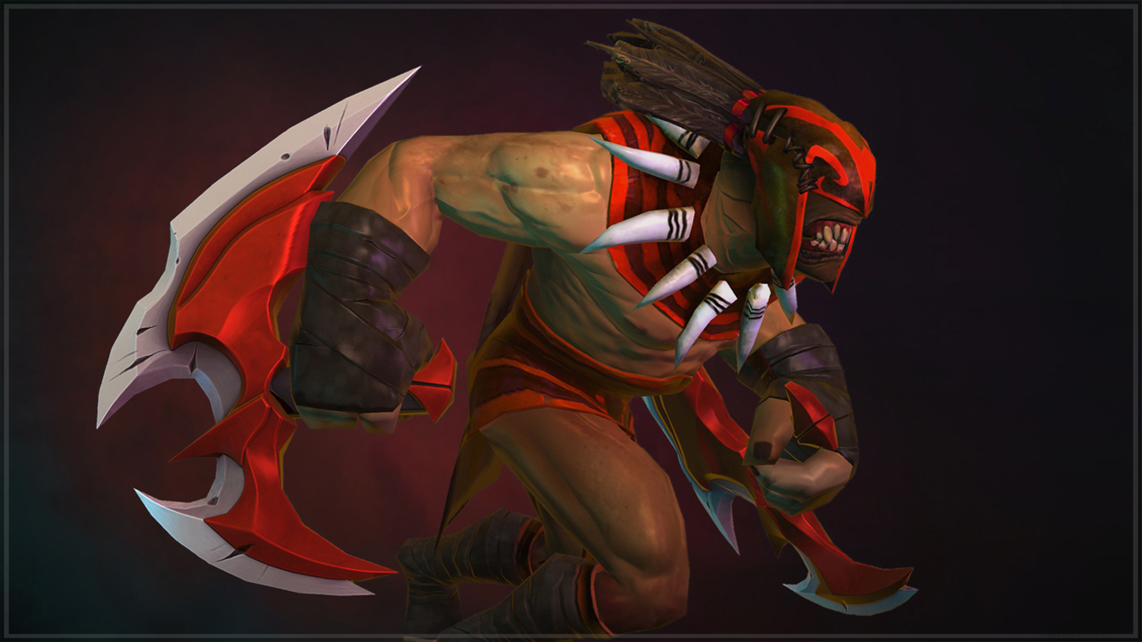 DoTA 2 Bloodseeker 1x Wallpaper HD