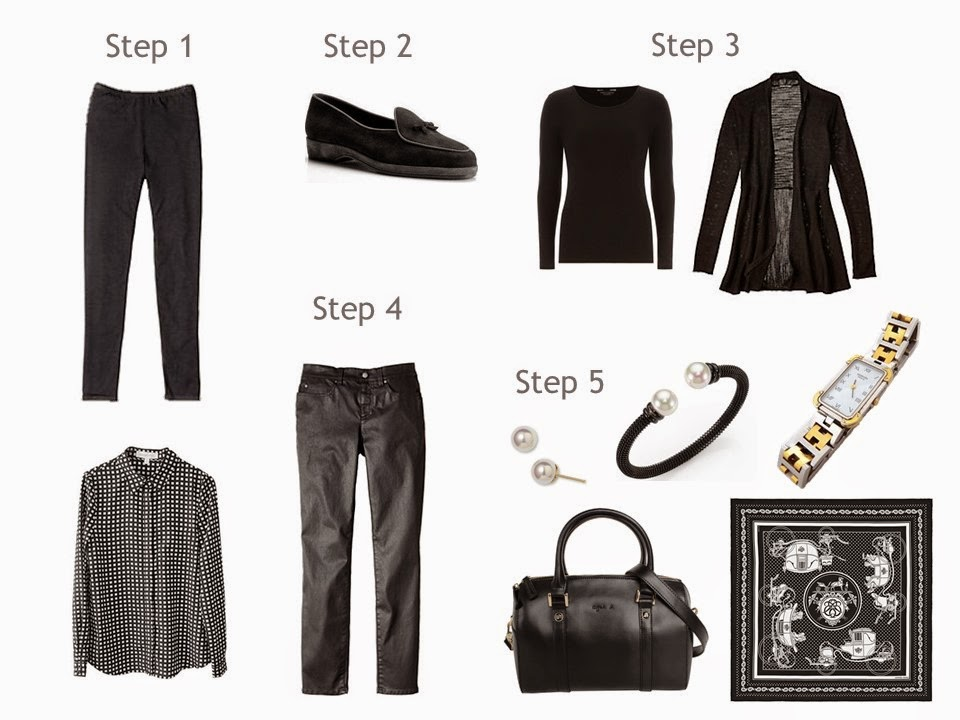 Step by Step Wardrobe my wardrobe first 5 steps