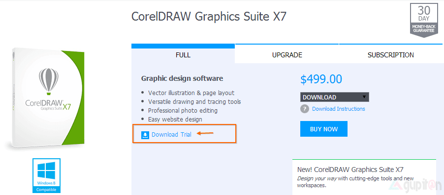 Cara Install CorelDRAW Graphics Suite X7 Original 1