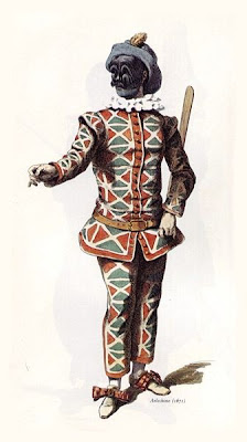 Harlequin, by Maurice Sand