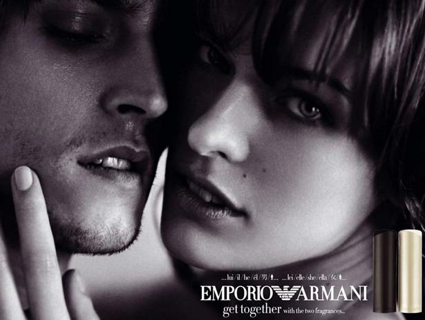go casual with emporio armani