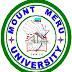 NAFASI MPYA ZA AJIRA MOUNT MERU UNIVEVERSITY {MMU}. APPLY MAPEMA.