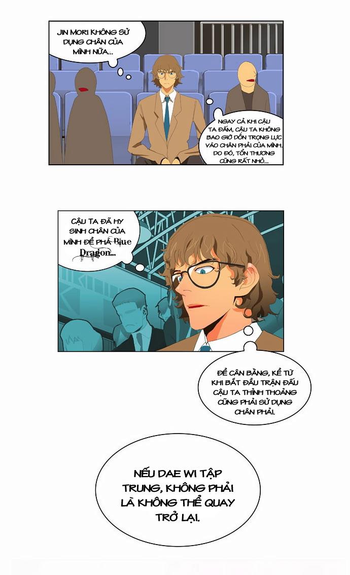 Chúa tể học đường chap 37 - Trang 17