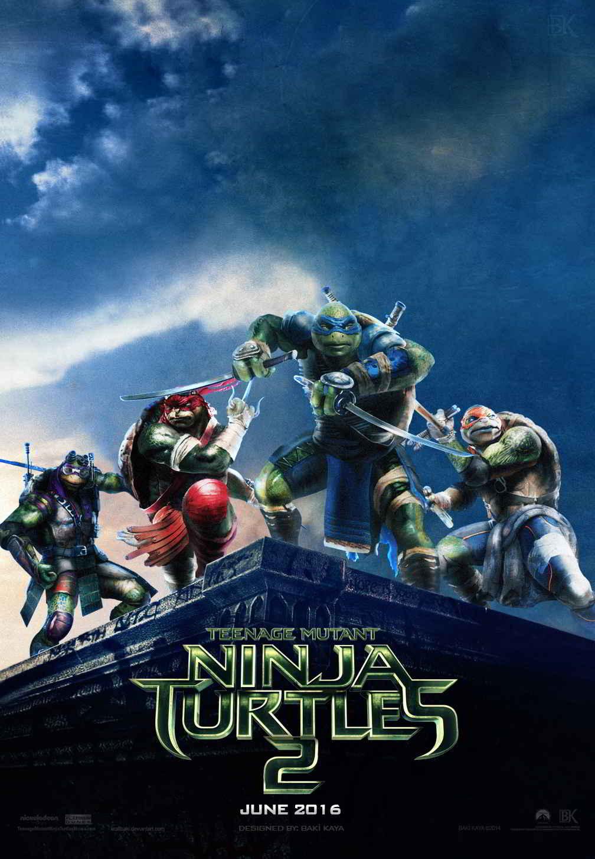 Tortugas Ninja 2 Fuera De Las Sombras en español latino ...