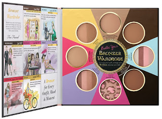 Too Faced's The Little Black Book of Bronzers