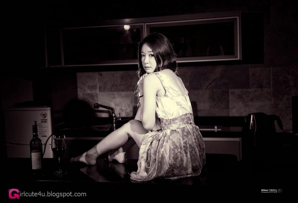 1 Lee Eun Seo - Spending Time in a Hotel - very cute asian girl-girlcute4u.blogspot.com