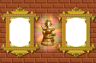 Indian Wedding Album Design Backgrounds | Frame Wedding