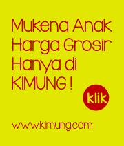Mukena Anak Bandung
