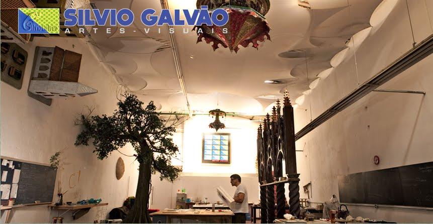 Silvio Galvão - Artes Visuais