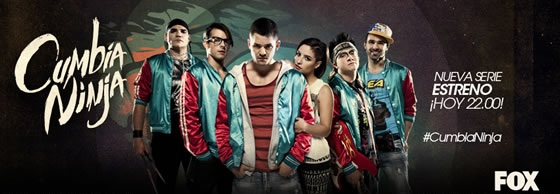 Cumbia Ninja - Temporada 1 -  Latino [Ver Online]